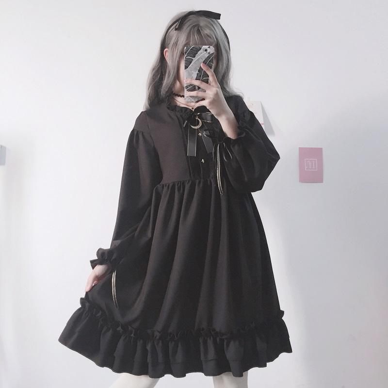ダークなお洋服