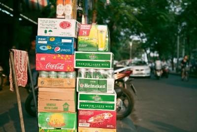 【段ボール財布】Carton