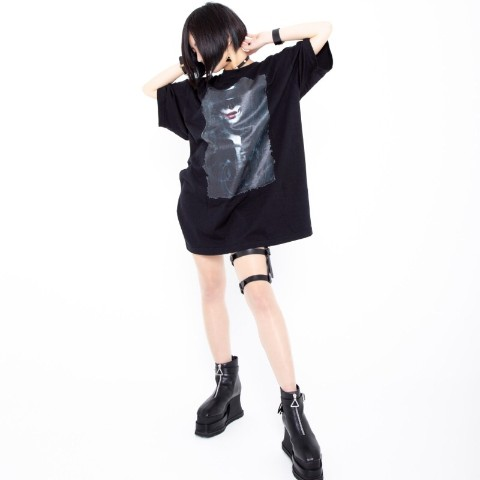 CuLLt (カルト) Vitae WIDE BIG T-shirt