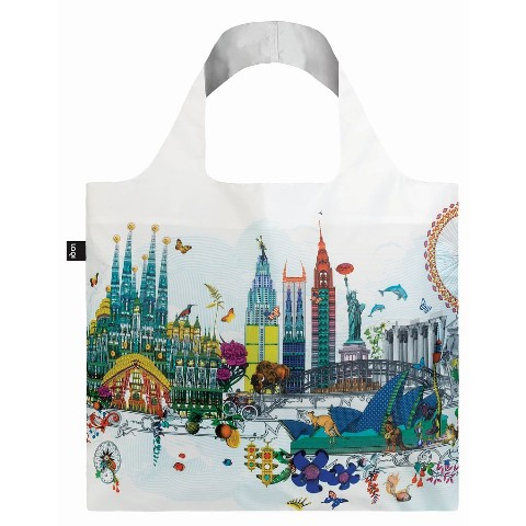 BAGS Artist KRISTJANA S WILLIAMS INTERIORS World Skyline