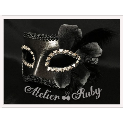 【Atelier Ruby】Mask Headdress-