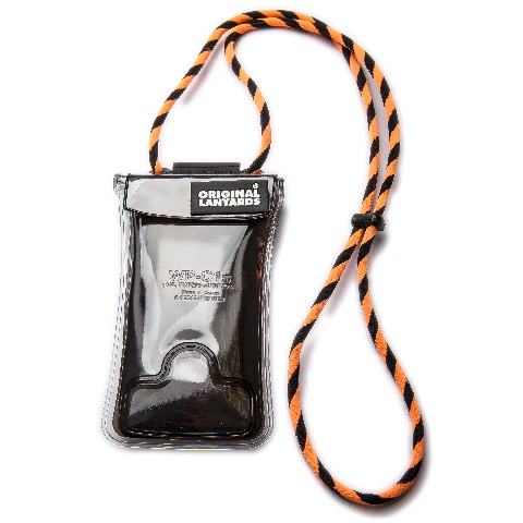 【ORIGINAL LANYARDS】サーフィープロ M5.1 OR/BK
