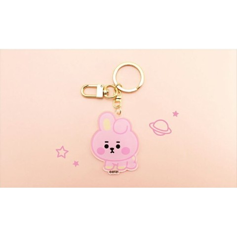 【BT21】アクリルキーリング COOKY(BABY)