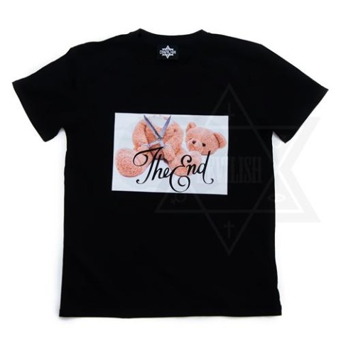 【Devilsh】The end Tshirt<クマTシャツ>
