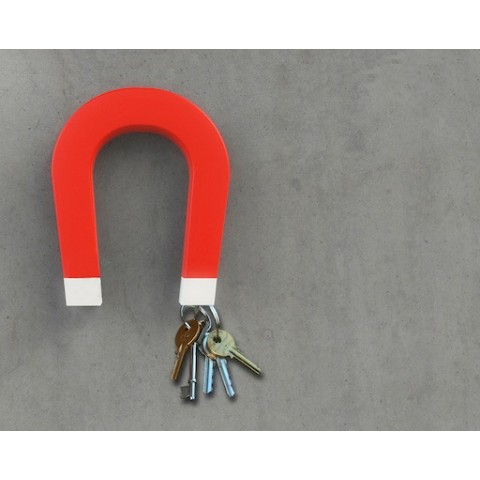 【THE磁石!】MAGNETIC KEY HOLDER