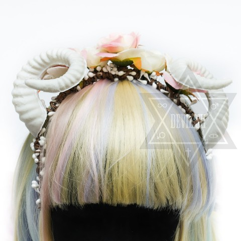 【Devilish】Innocence Hairband