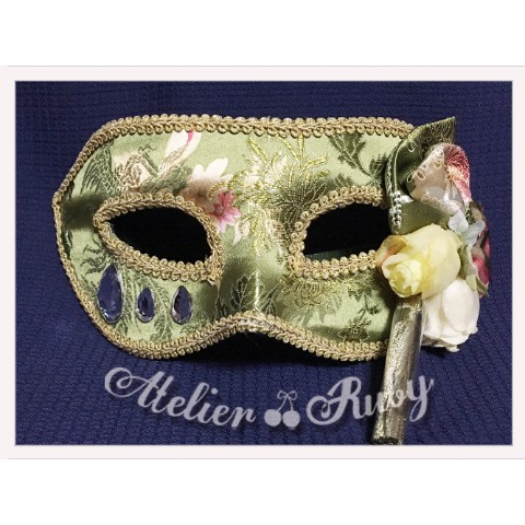 【Atelier Ruby】Mask Headdress-China