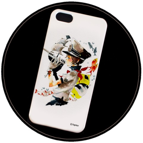 【Jupiter】iPhone5/5Sケース(出航)