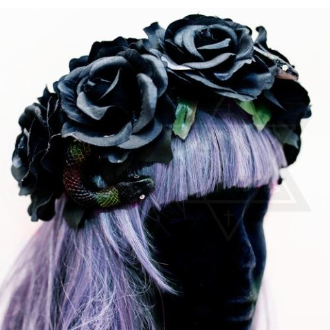 【Devilish】Revenge Headpiece