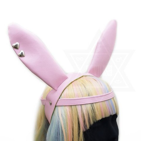 【Devilish】Bunny head harness