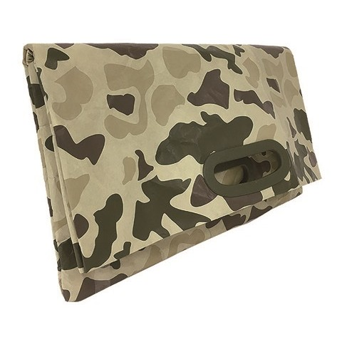 SLOWER BAG CLUTCH CAMO