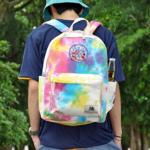 【BANDWAGON×GRATEFUL DEAD】STUDENT PACK(タイダイ/ピンク)