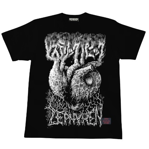 【A.V.E.S.T. project vol.12】ヒステリックパニック×Zephyren TEE(XL size)
