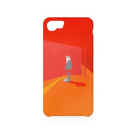 9b345e4b3b aka】iPhone Case( iPhone 6/6s/7/8兼用)『今日も今日とて』 / 雑貨 ...