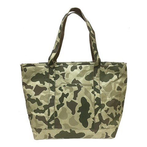SLOWER BAG TOTE CAMO