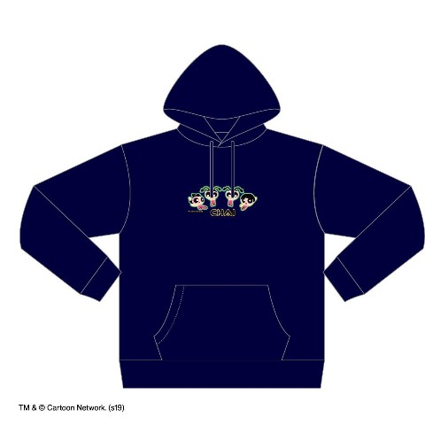 VV限定【CHAI×The Powerpuff Girls】パーカー(XL)