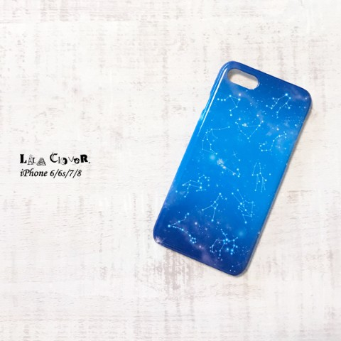 【LALA CloveR.】12星座 iPhone6/6sケース/iPhone7ケース/iPhone8ケース