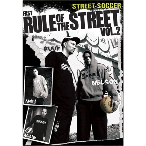 DVD『FAST RULE OF THE STREET Vol.2』