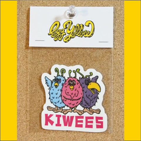 KIWEES/Egg Yellow Monsters