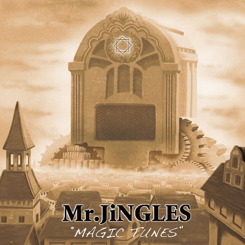 Mr.JINGLES/MAGIC TUNES【VV限定特典有り】