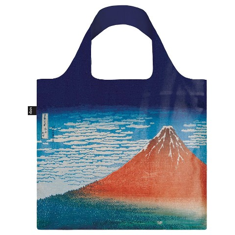 BAGS Museum HOKUSAI Mt.Fuji in Clear Weather (Red Fuji)