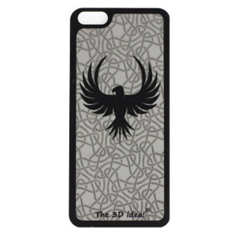 【The 3D idea】【iPhone5/5s】Skin Sticker 【BIRD】【iPhone5/5sフィルム】
