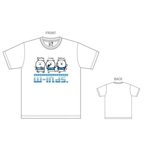 【w-inds.】TシャツXL ホワイト