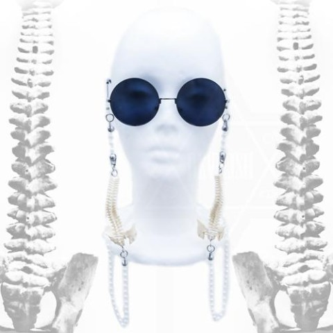 【Devilish】Bone collection glasses chain