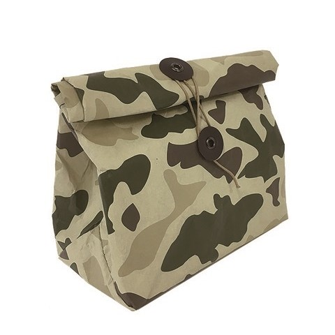 SLOWER BAG LUNCH BAG (S) CAMO