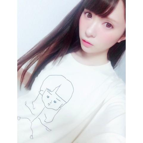 へんなひとTシャツ白(生成色) L...