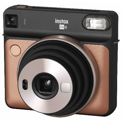 【チェキ】INSTAX SQUARE SQ6 BLUSH GOLD