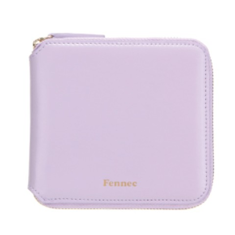 Fennec Zipper Wallet Light Violet