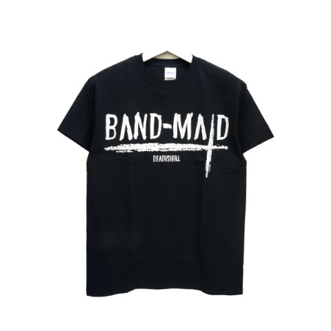 BAND-MAID deathsight Tシャツ 黒 L