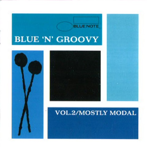 【大特価輸入盤CD!!】BLUE 'N' GROOVY  VOL2