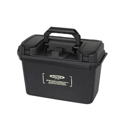 【DULTON】PORTABLE STORAGE BOX BK