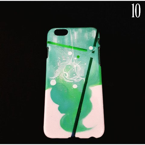 【KARMA of PASSION】Iphoneケース【Green13】