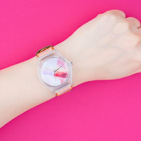 【Re:flection】Pop Chic Watch (typeB)