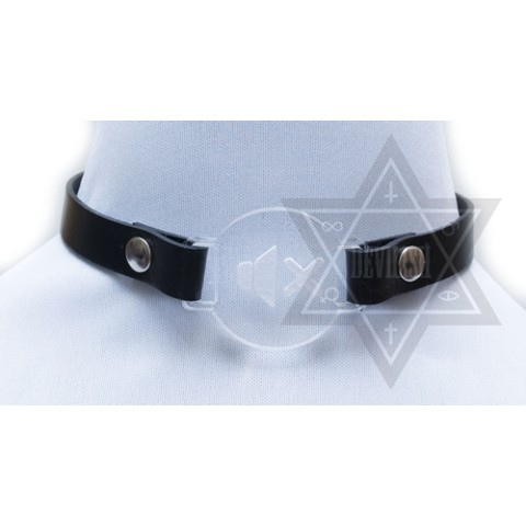 【Devilish】Silent mode choker