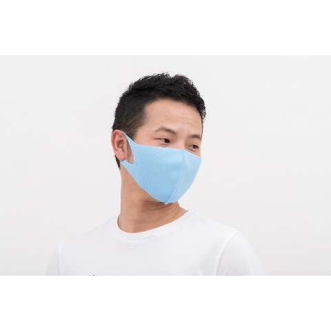 【LOOKA】Refreshing Mask (LIGHT BLUE) L