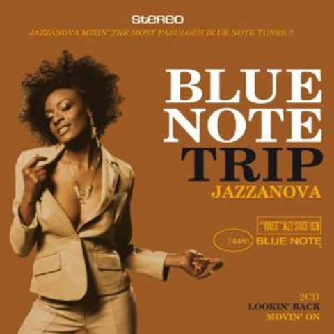 【大特価輸入盤CD!!】BLUE NOTE TRIP(茶) Lookin' Back/Movin' On