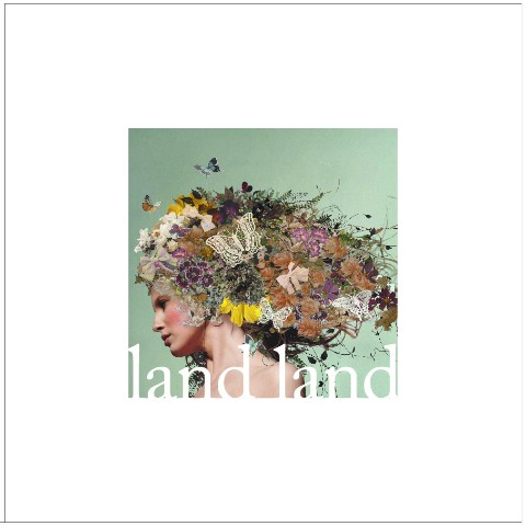【Q-TA】Collage Design Book 『land land』