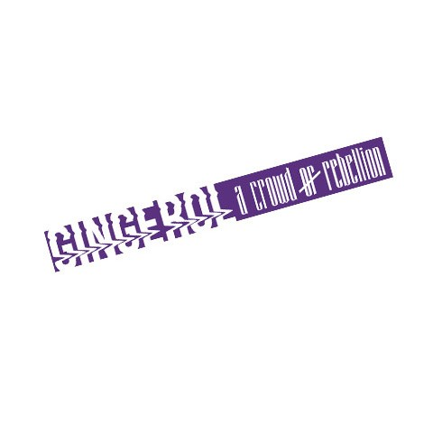 【a crowd of rebellion】 Gingerol 限定ラバーバンド PURPLE