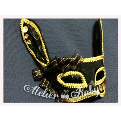 【Atelier Ruby】Mask Headdress-Rabbit