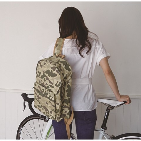 SLOWER BAG BACKPACK CAMO