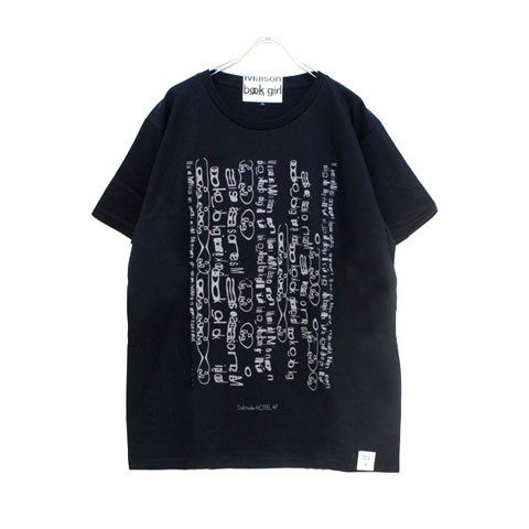 Maison book girl Solitude HOTEL 4F 限定Tシャツ L