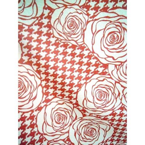 9c76eb709155f  despair 千鳥格子と薔薇のワンピース(ピンク) 受注 . 商品説明  レトロ可愛いシリーズ♪  ハイウエストにふんわりシルエットのスカートがとっても可愛い。