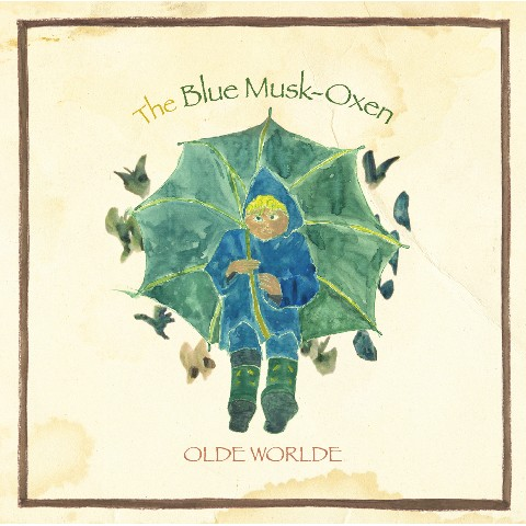 OLDE WORLDE/The Blue Musk−Oxen【VV特典あり】