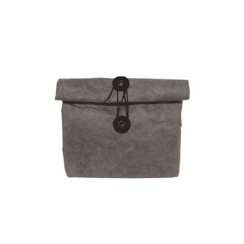 SLOWER BAG LUNCH BAG (S) GRAY