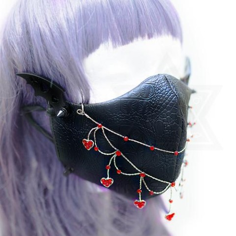 【Devilish】monsterizing mask