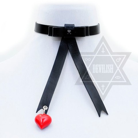 【Devilish】Dripping love Choker